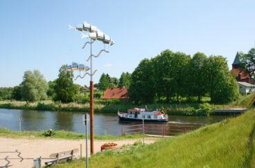 Zeitreise: Krummesse – Die Geschichte Eines Geteilten Ortes (Filmbeitrag Im SH-Magazin Vom 17.05.)