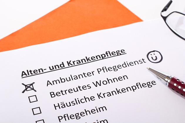 Pflegedienste, Betreutes Wohnen & Sozialstationen