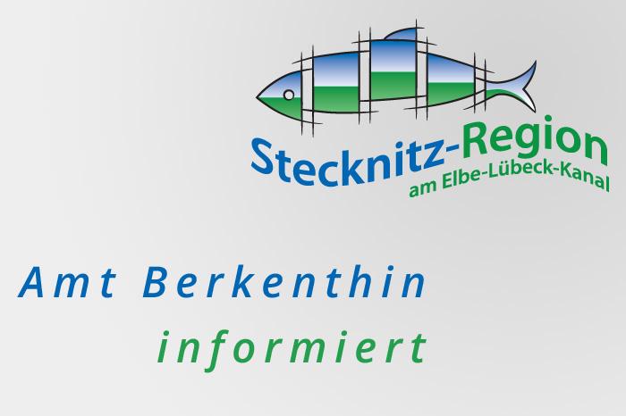 Berkenthin: Amtsverwaltung öffnet Wieder – Mit Neuem Haupteingang