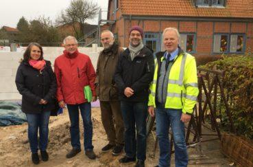 Grundsteinlegung Für Neubau Kindertagesstätte In Krummesse