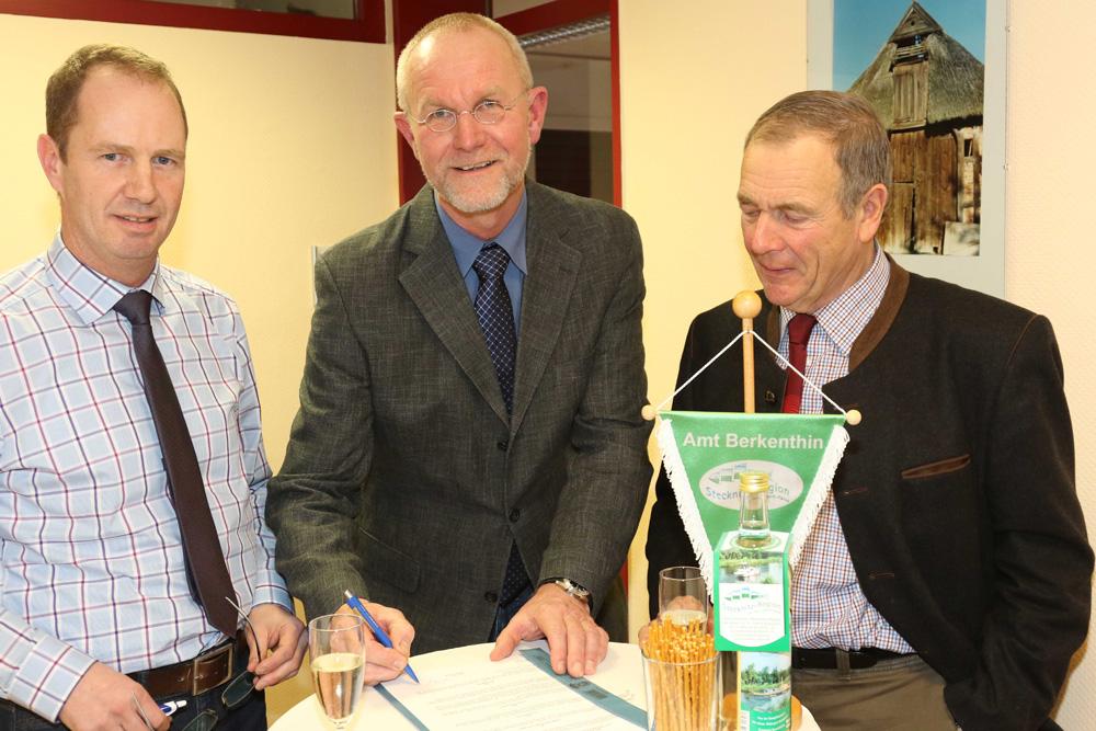 Gemeinde Lankau Jetzt Mitglied Der Stecknitz-Region