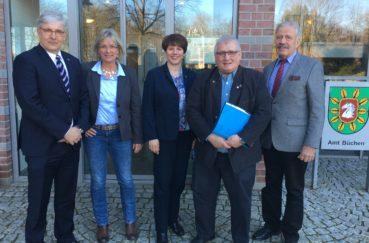 Gemeindetag Im Gespräch Mit Landtagsabgeordneten