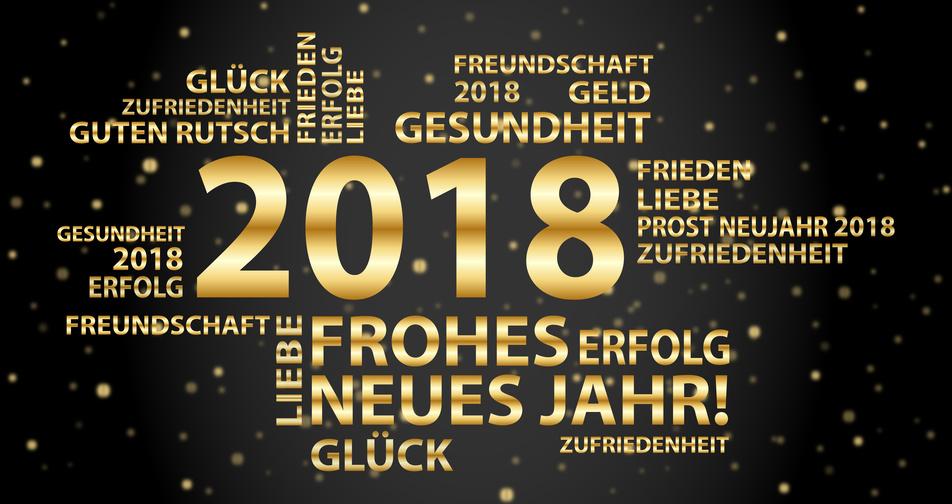 Ein Neues Jahr Mit Zahlreichen Herausforderungen