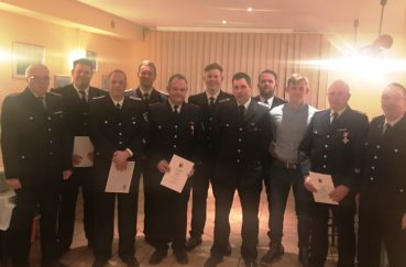 Jahreshauptversammlung Der Feuerwehr Niendorf