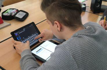 Lernen Mit Digitalen Medien An Der Stecknitz-Schule