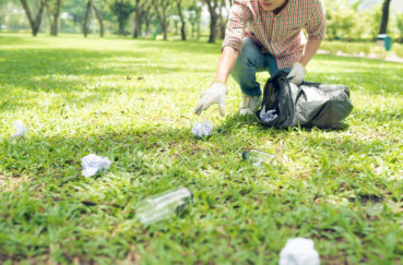 Dorfputz- Und Müllsammelaktionen In Den Gemeinden