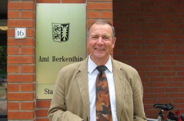 Karl Bartels Zum Ehrenbürgermeister Seiner Gemeinde Ernannt