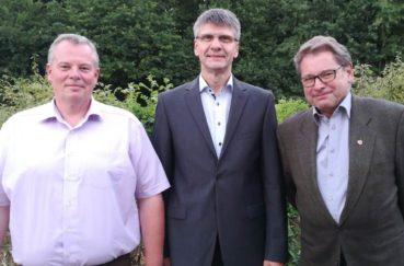 Georg Rudolf Setzt Sich Bei Bürgermeister-Wahl In Bliestorf Durch