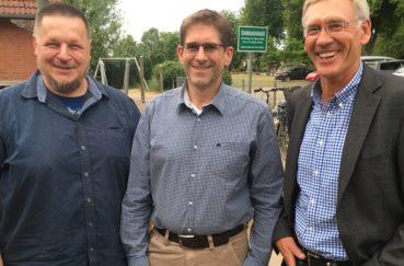 Holger Krahn Tritt Die Nachfolge Als Bürgermeister In Rondeshagen An