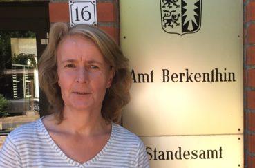 Bürgermeisterin Iris Runge Aus Sierksrade Zur Amtsvorsteherin Gewählt