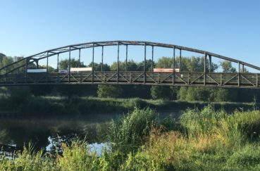 KulturSommer Am Kanal: Die Liebesbrücke