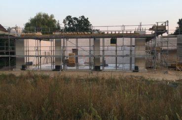 Gemeinde Kastorf Baut Neues Feuerwehrhaus
