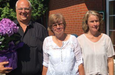 Nach über 30 Jahren Kindergartenzeit Geht Beate Koop In Den Ruhestand