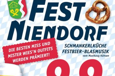 Traditionelles Oktoberfest In Niendorf Bei Berkenthin Am 09.09.2018