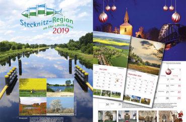 Kalender Der Stecknitz-Region Für 2019. Jetzt Erhältlich!