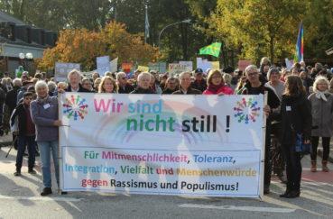 Wanderausstellung Der Friedrich-Ebert-Stiftung An Der Grund- Und Gemeinschaftsschule Stecknitz Am Standort Krummesse