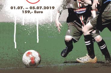 FC St. Pauli Rabauken Bieten In Den Sommerferien 2019 Wieder Ein Fußballcamp Beim TSV Berkenthin An