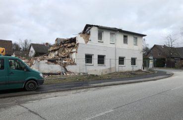 Alte Meierei In Berkenthin Wird Abgerissen – Neues Wohnhaus Entsteht