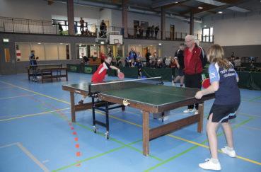 Tischtennissparte Des TSV Berkenthin Lädt Zum 5. Jedermann-Turnier Ein