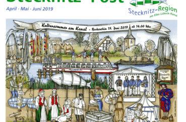 Neueste Ausgabe Der Stecknitz-Post Wird An Alle Haushalte In Den Gemeinden Der Stecknitz-Region Verteilt
