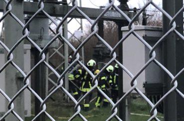 Stromausfall Nach Feuer Im Umspannwerk In Berkenthin