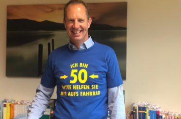 Amtsverwaltung Berkenthin: Frank Hase Hat 50. Geburtstag