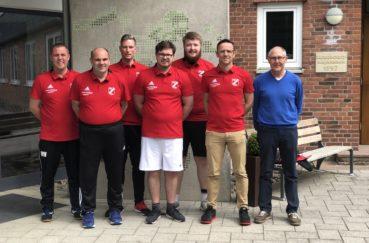 Jugendfußballabteilung Des TSV Berkenthin Mit Weiteren Lizenz-Trainern
