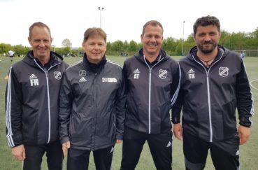 Fußball: SHFV-Sichtungsturnier Beim TSV Berkenthin Erneut Ein Voller Erfolg