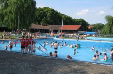 Freibad Steinhorst: Vom Feuerlöschteich Zum Freibad