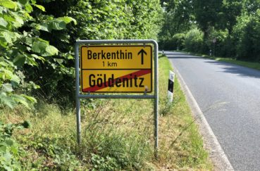 Vorbildliche Kooperation Des Zentralortes Berkenthin Mit Der Nachbargemeinde Göldenitz