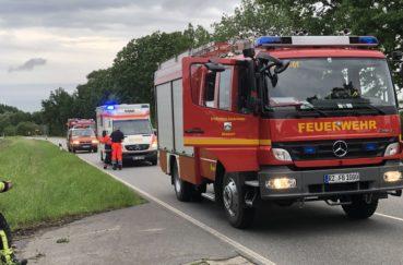 """FFW Bliestorf: Gemeinschaftsübung """"Windschatten"""" Erfolgreich!"""