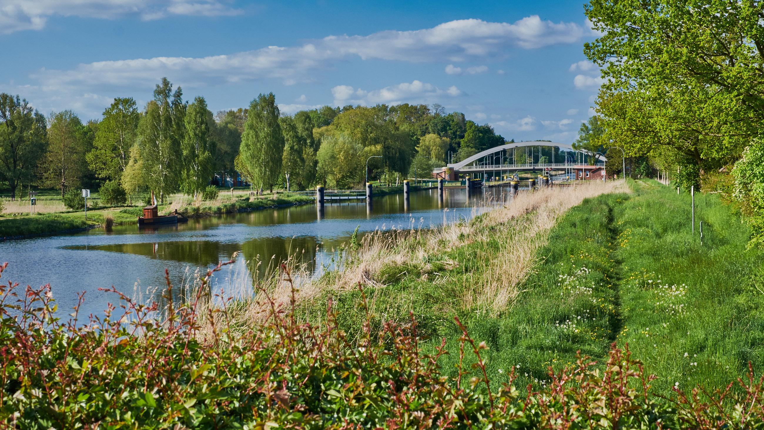 Stiftung Herzogtum Lauenburg Informiert: Kultursommer Am Kanal