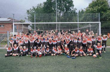 Rabauken Des FC St. Pauli Erobern Sportzentrum Berkenthin
