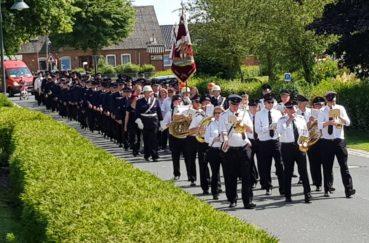 Feuerwehr Göldenitz Feierte 111. Geburtstag
