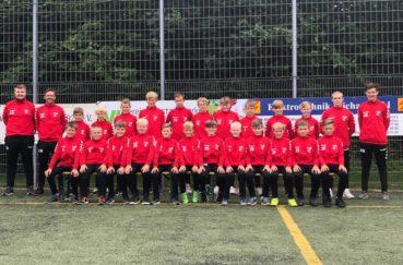 D-Jugend Des TSV Berkenthin Absolviert Erfolgreiches Trainingslager