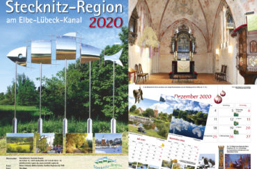 Neu: Kalender 2020 Mit über 60 Bildern Der Stecknitz-Region