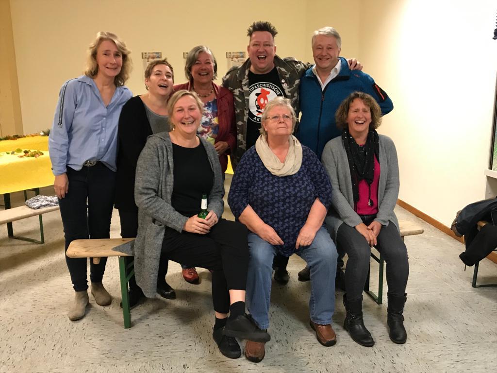 """Erfolgreicher Start In Den """"Leseherbst On Tour 2019"""" Der Stecknitz-Region Mit Sebastian Krumbiegel"""