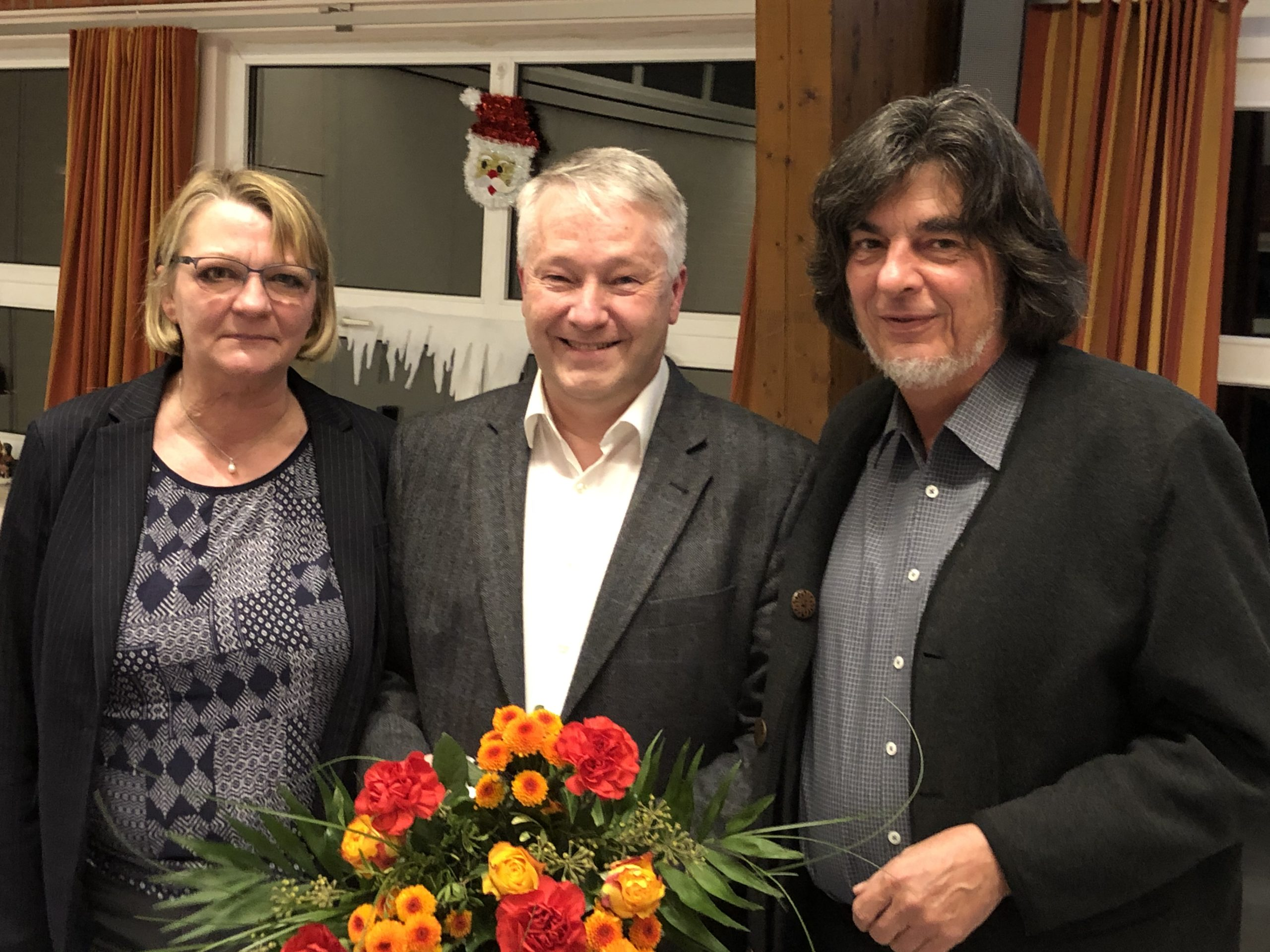 Michael Grönheim Leitete Letzte Sitzung Der Gemeindevertretung Berkenthin
