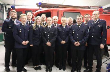 Jahreshauptversammlung Der Feuerwehr Bliestorf