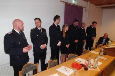 Jahreshauptversammlung Der Freiwilligen Feuerwehr Kastorf
