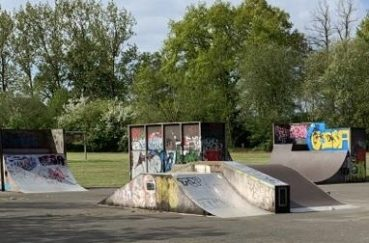 Skaterplatz In Berkenthin Bis Auf Weiteres Geschlossen