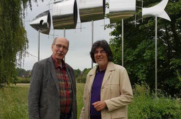Lob Und Kritik Aus Der Region – Burkhard Peters, MdL Trifft Bürgermeister Thorn In Berkenthin