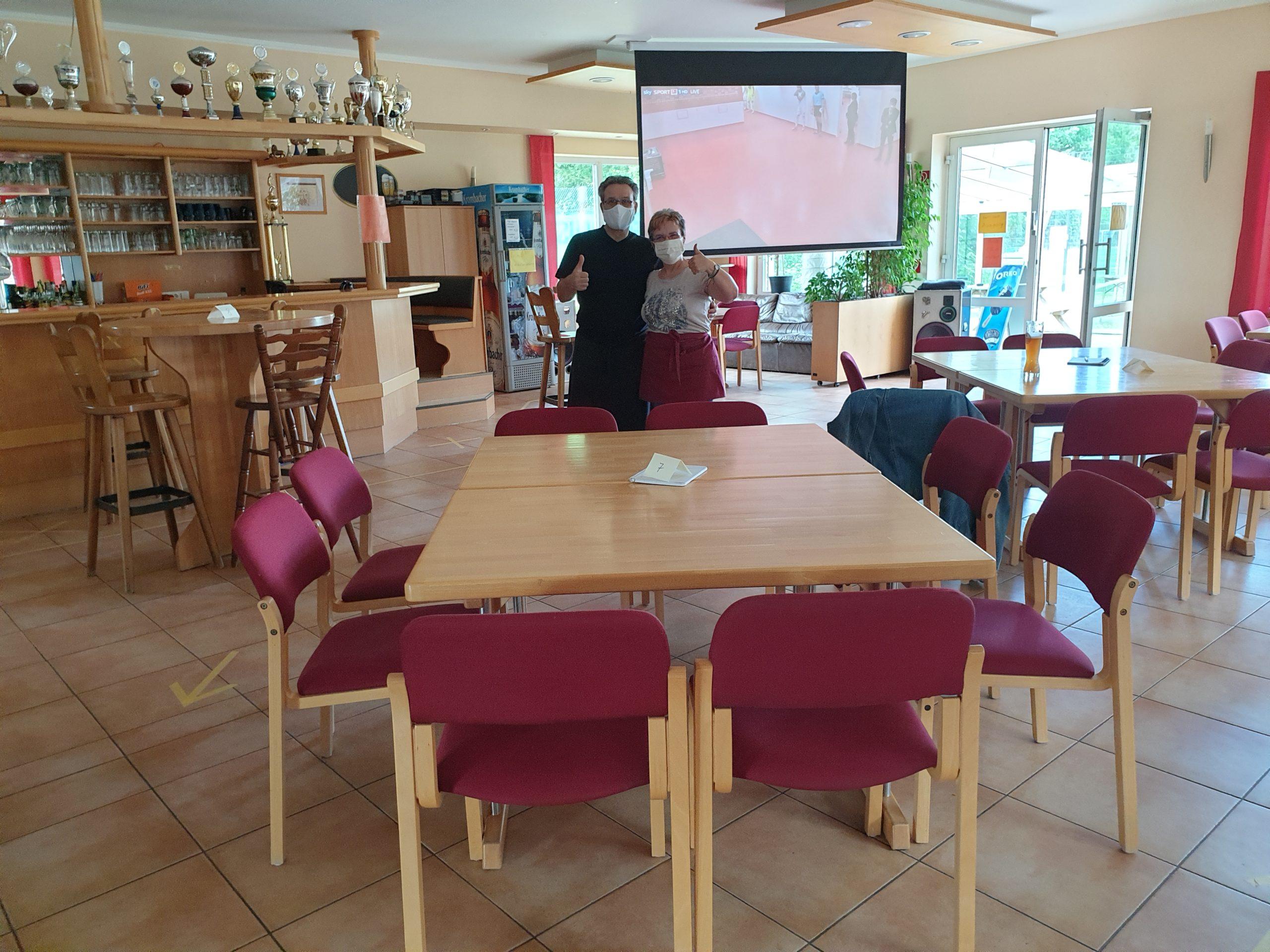 """Gaststätte """"Bei Hanka"""" In Krummesse Hat Wieder Geöffnet"""