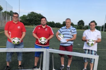 Jugendfußballabteilung Des TSV Berkenthin Mit Verstärkung