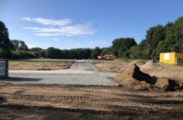Gemeinde Berkenthin Beschließt Bewerbungsverfahren Zur Vergabe Von Wohnbaugrundstücken Des Bebauungsplanes Nr. 23 (Am Friedhof)