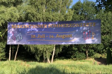 2. Sommerkonzert In Berkenthin Am 17.7.