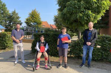 Digitalisierung An Der Stecknitz-Schule Schreitet Voran
