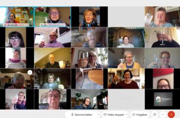 Prost Neujahr – Landfrauen Berkenthin Per Videokonferenz