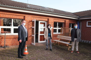 Test-Zentrum In Berkenthin Geht An Den Start: Deutsches Rotes Kreuz (DRK), Gemeinde Und Amt Berkenthin Stellen Sich Auf Test-Strategie Des Bundes Ein