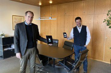 """Smudo Ist Ein Fan Von """"luca"""": Herzogtum Lauenburg Wird Modellregion Für App-basierte Gästeregistrierung"""